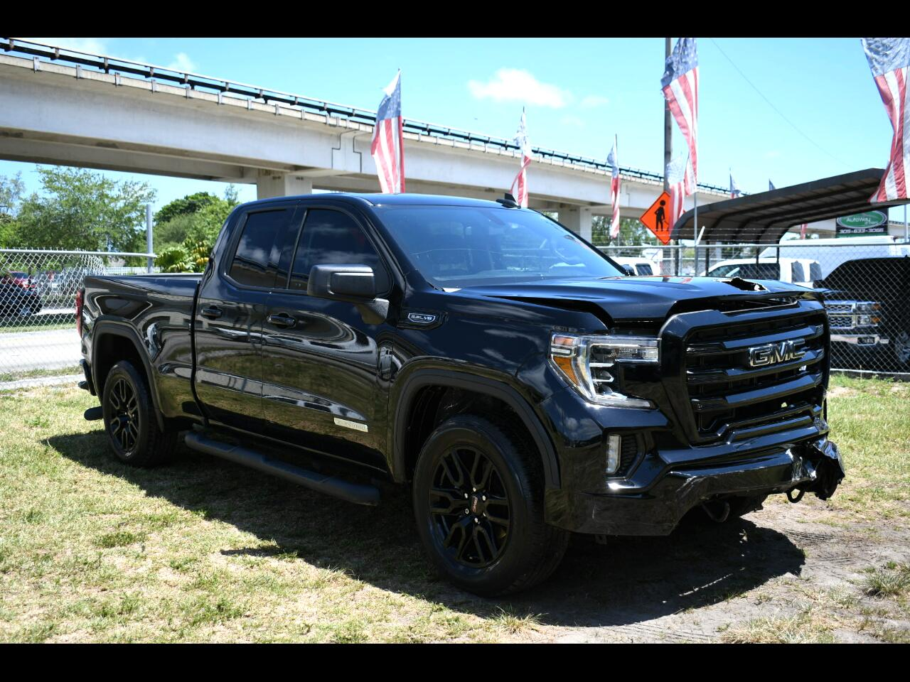 2019 GMC Sierra 1500 Elevation Double Cab 2WD