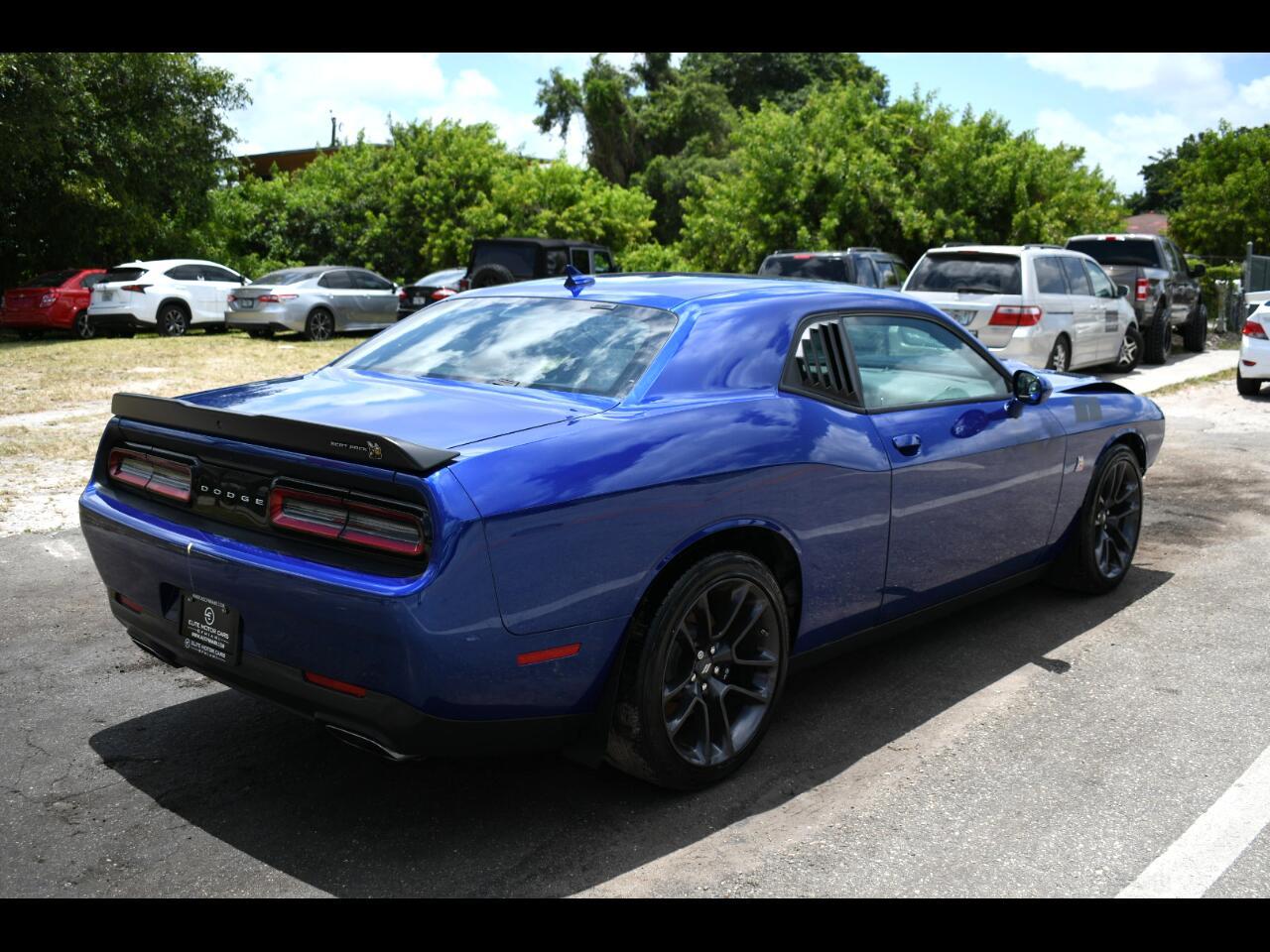 2020 Dodge Challenger R/T SCAT Pack