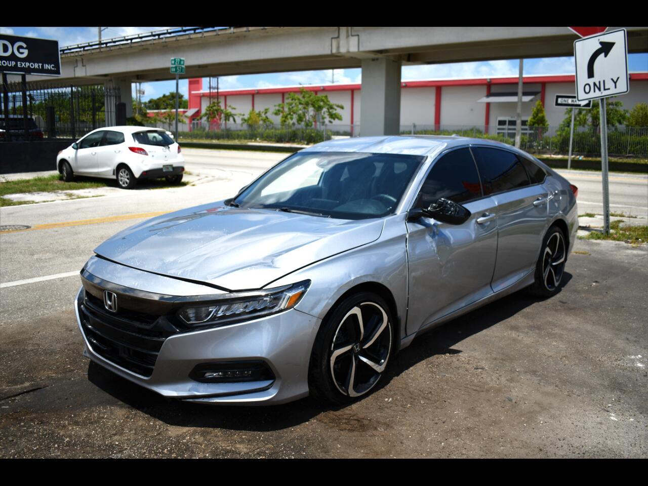 2020 Honda Accord Sport CVT