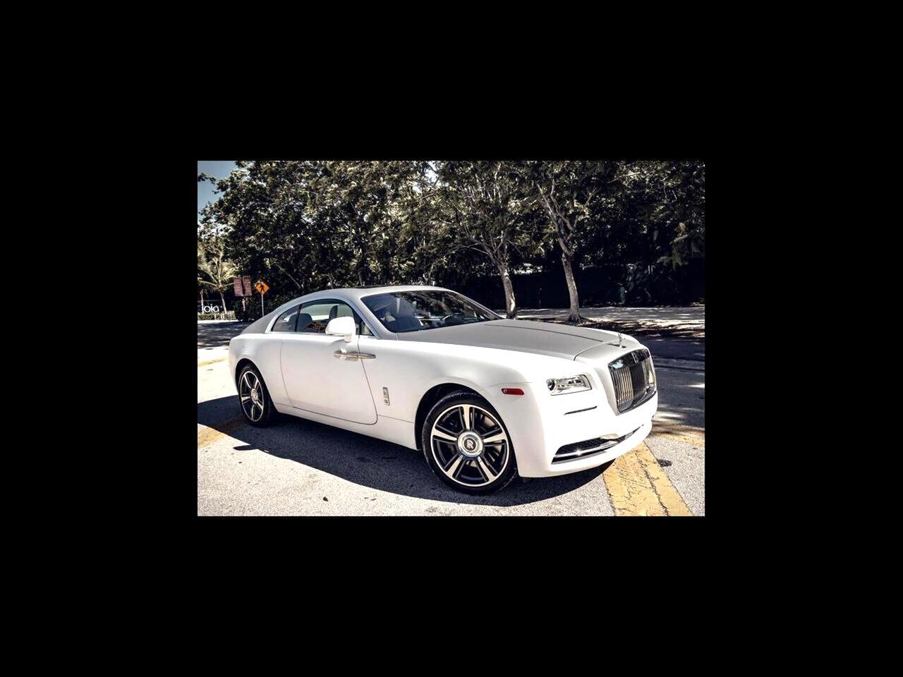 2014 Rolls-Royce Wraith Coupe 2D