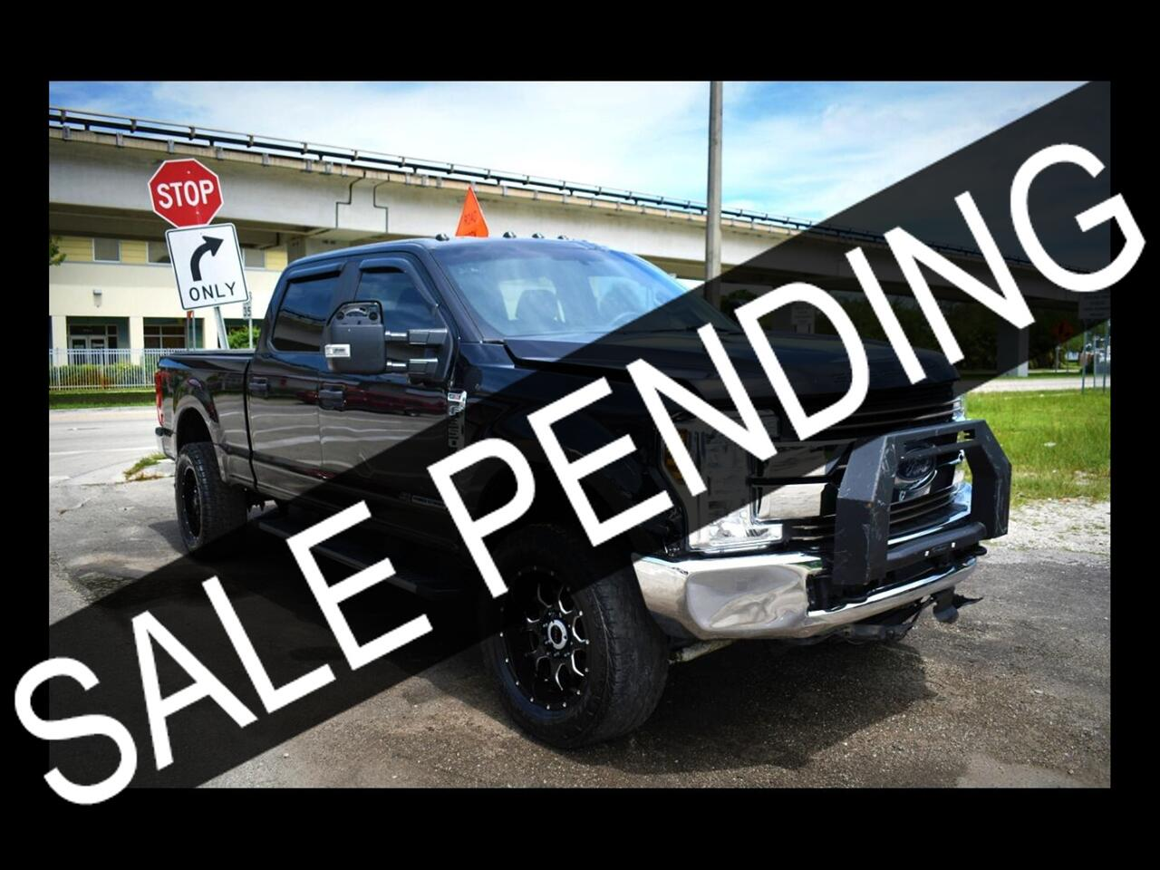 2019 Ford F-350 SD XL Pickup 4D 8 ft