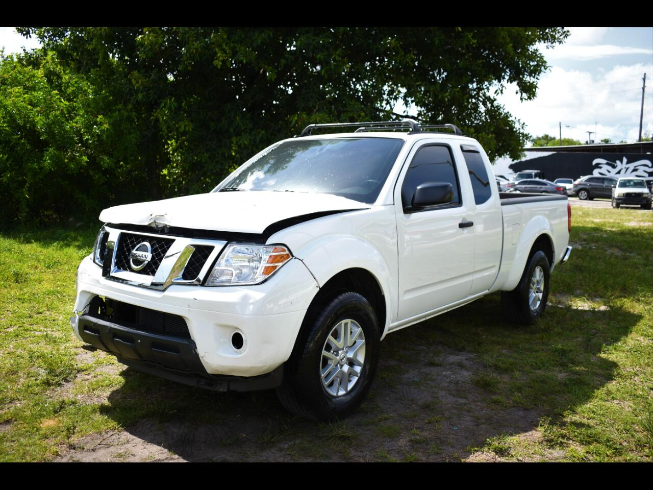 2019 Nissan Frontier PRO-4X King Cab 5AT 4WD