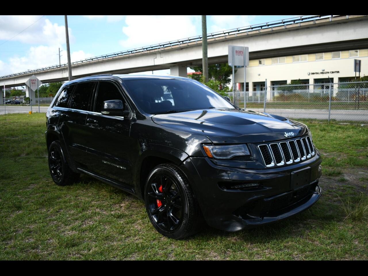 2014 Jeep Grand Cherokee SRT8 4WD