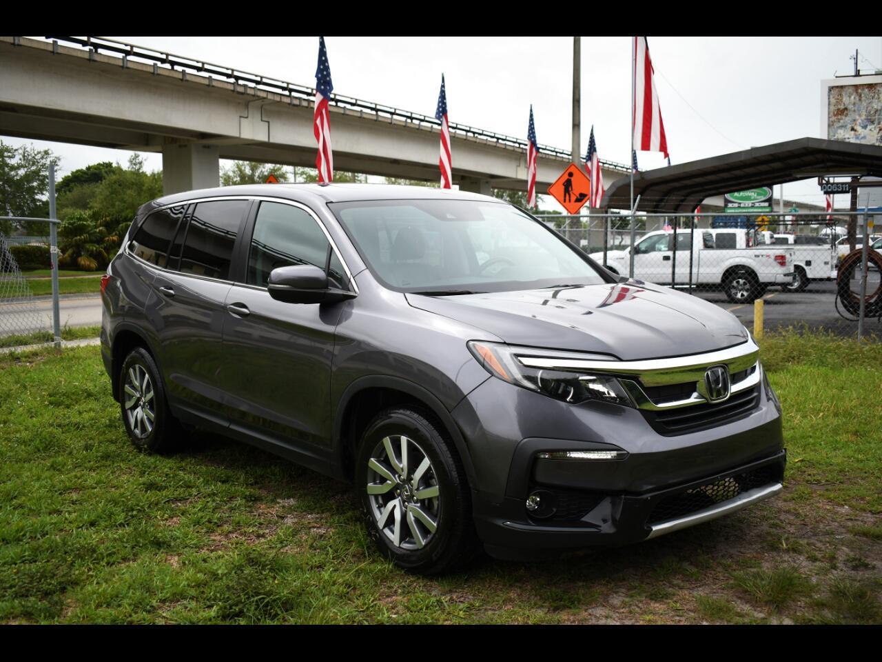 2020 Honda Pilot EXL 2WD