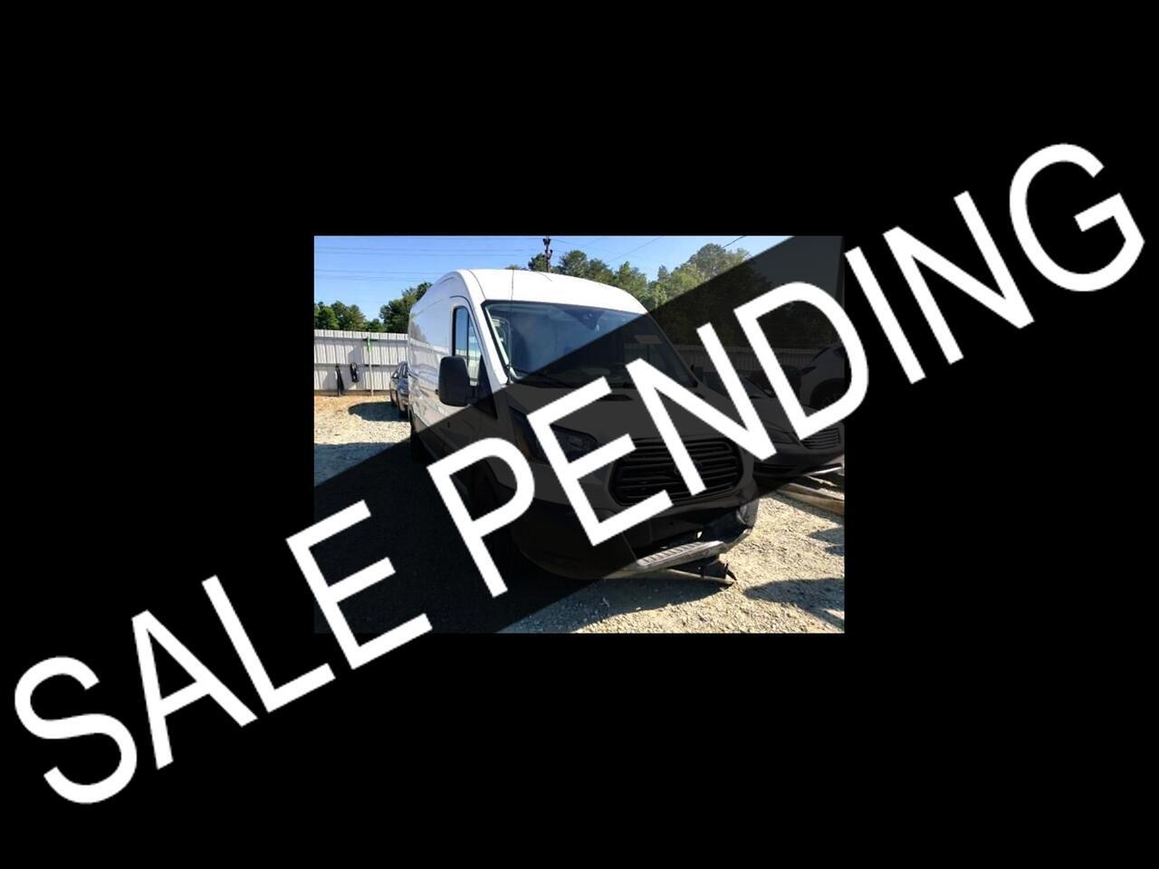 2019 Ford Transit Medium Roof w/Sliding Side Door w/LWB Van 3D
