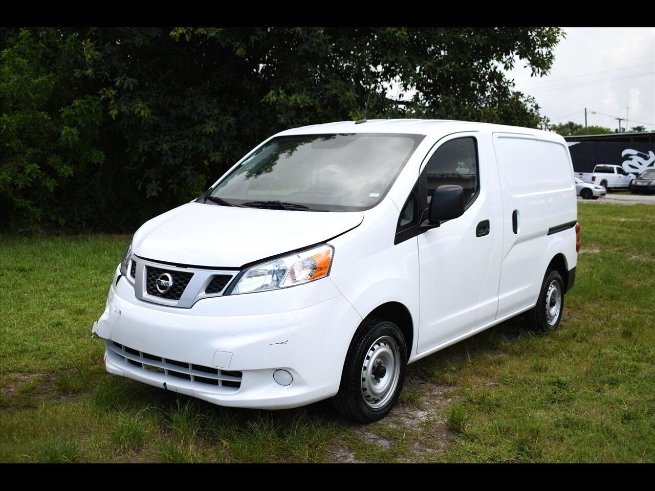 2020 Nissan NV200 S Van 4D
