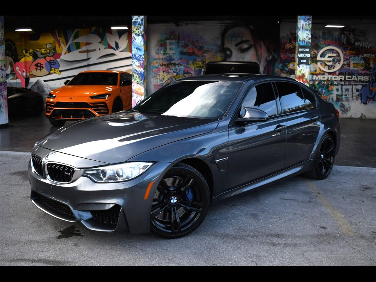 2015 BMW M3 Sedan 4D