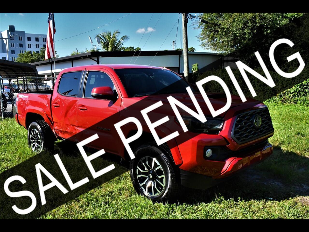 2021 Toyota Tacoma TRD Sport Pickup 4D 5 ft