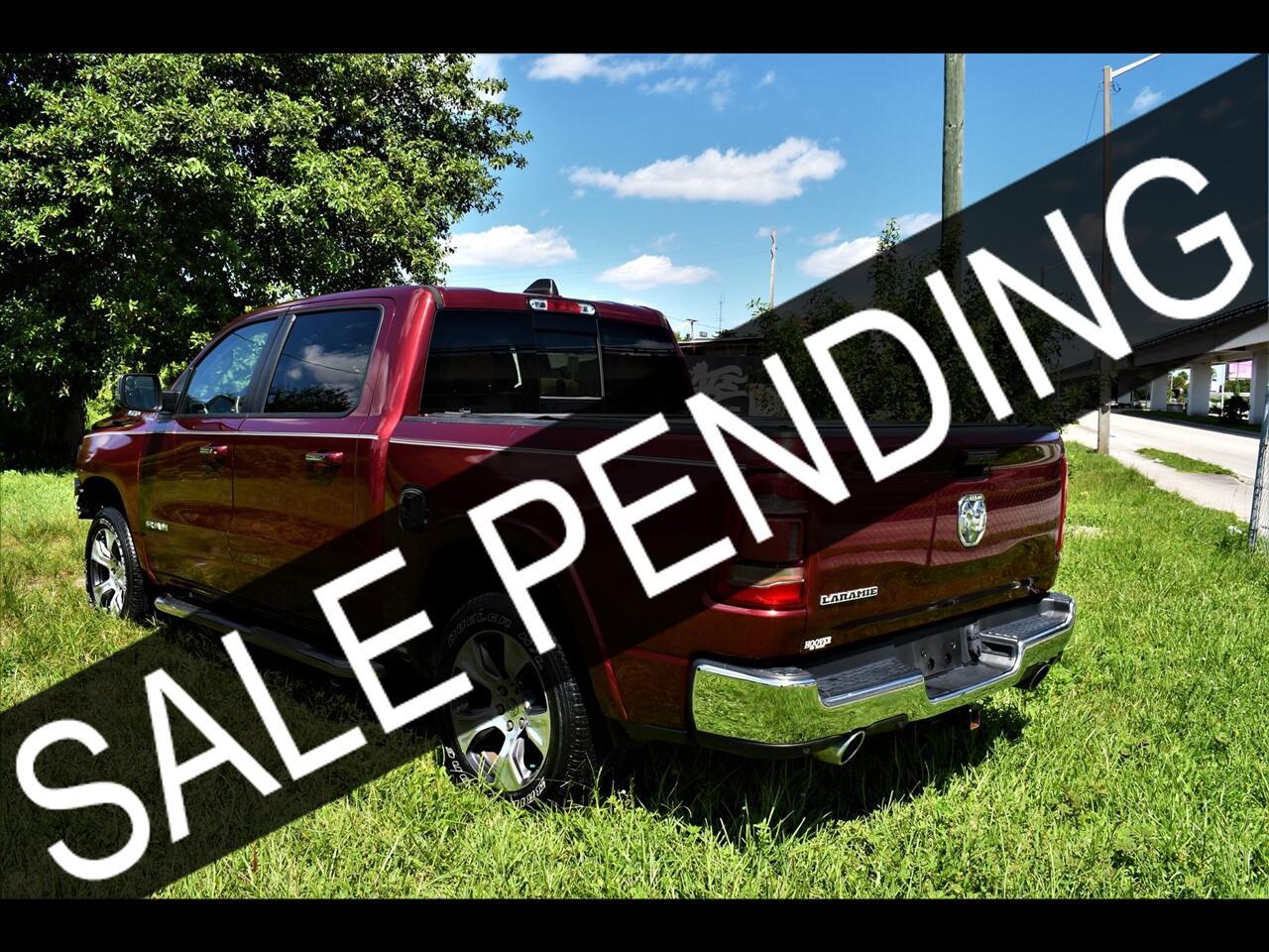 2019 RAM 1500 Laramie Pickup 4D 5 1/2 ft