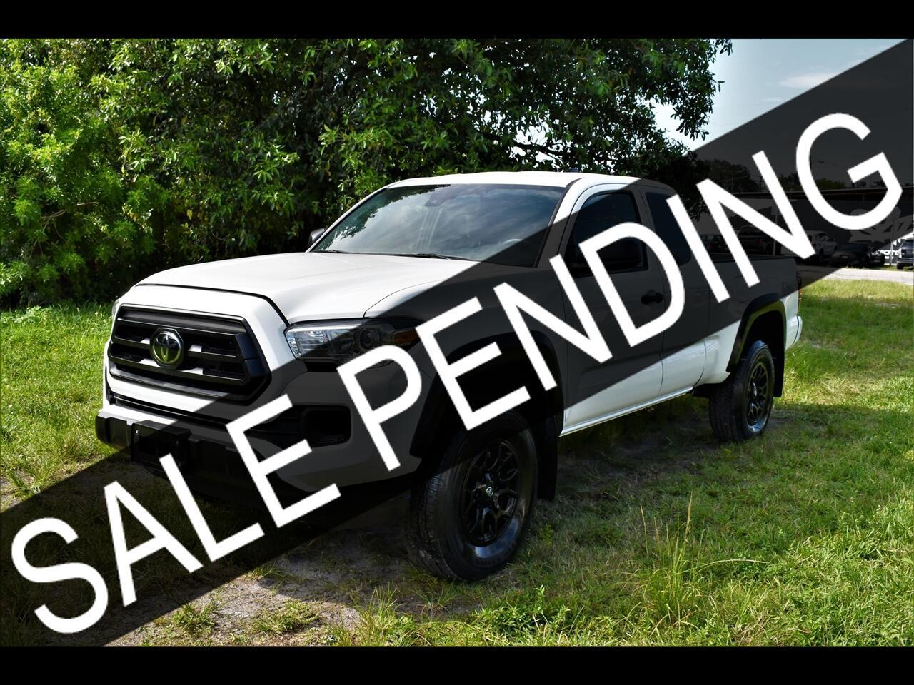 2021 Toyota Tacoma SR Pickup 4D 6 ft