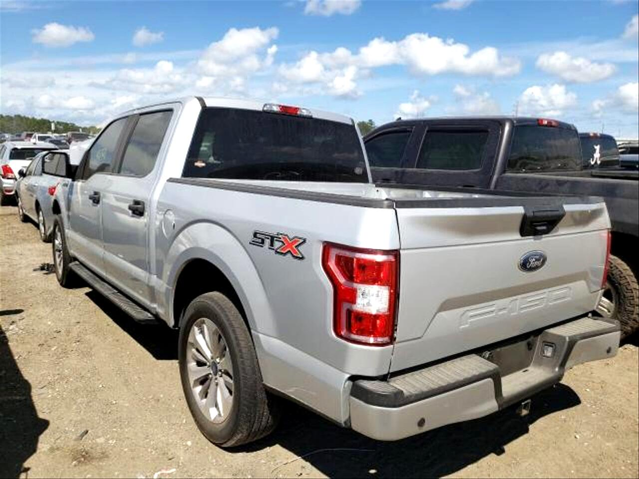 2018 Ford F-150 King Ranch Pickup 4D 5 1/2 ft