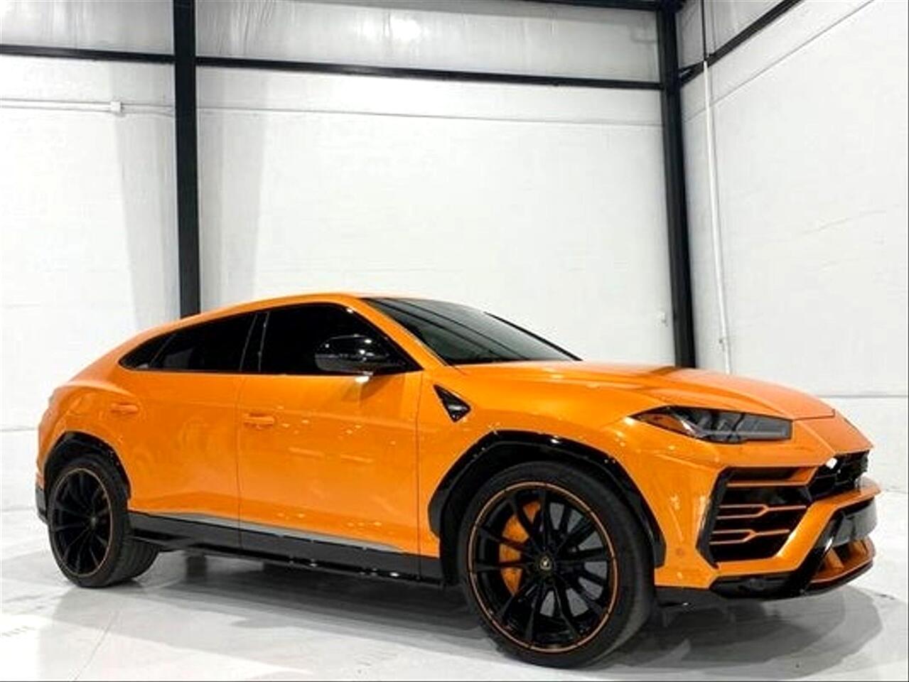 2021 Lamborghini Urus Sport Utility 4D