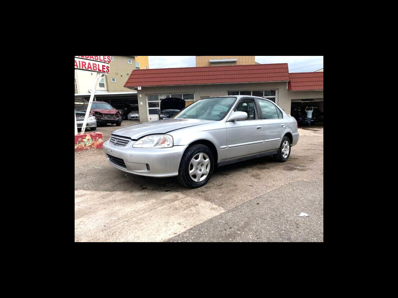 1999 Honda Civic 4dr Sdn EX Manual
