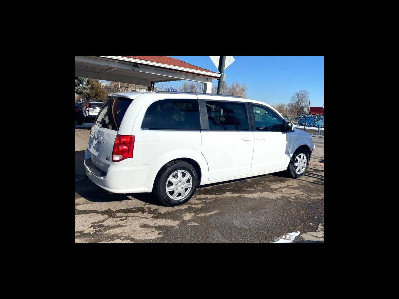 Dodge Grand Caravan SXT Wagon 2018