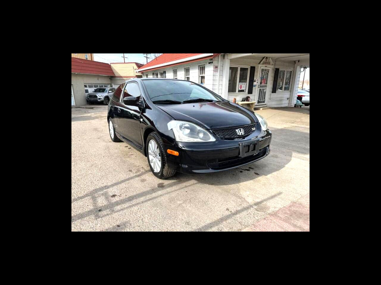 2005 Honda Civic Si MT