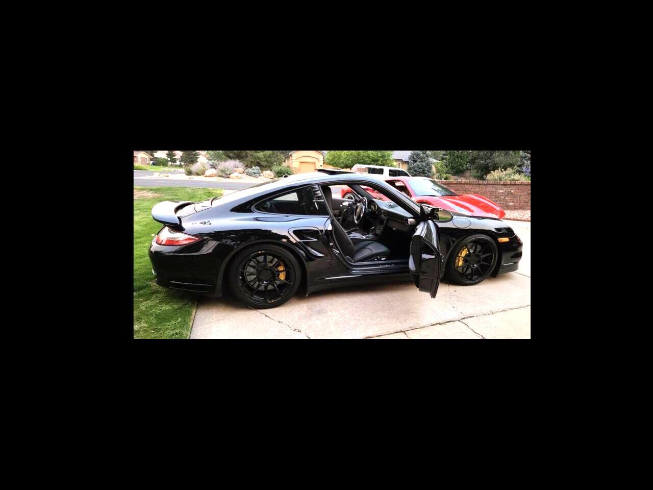 2013 Porsche 911 2dr Cpe Turbo