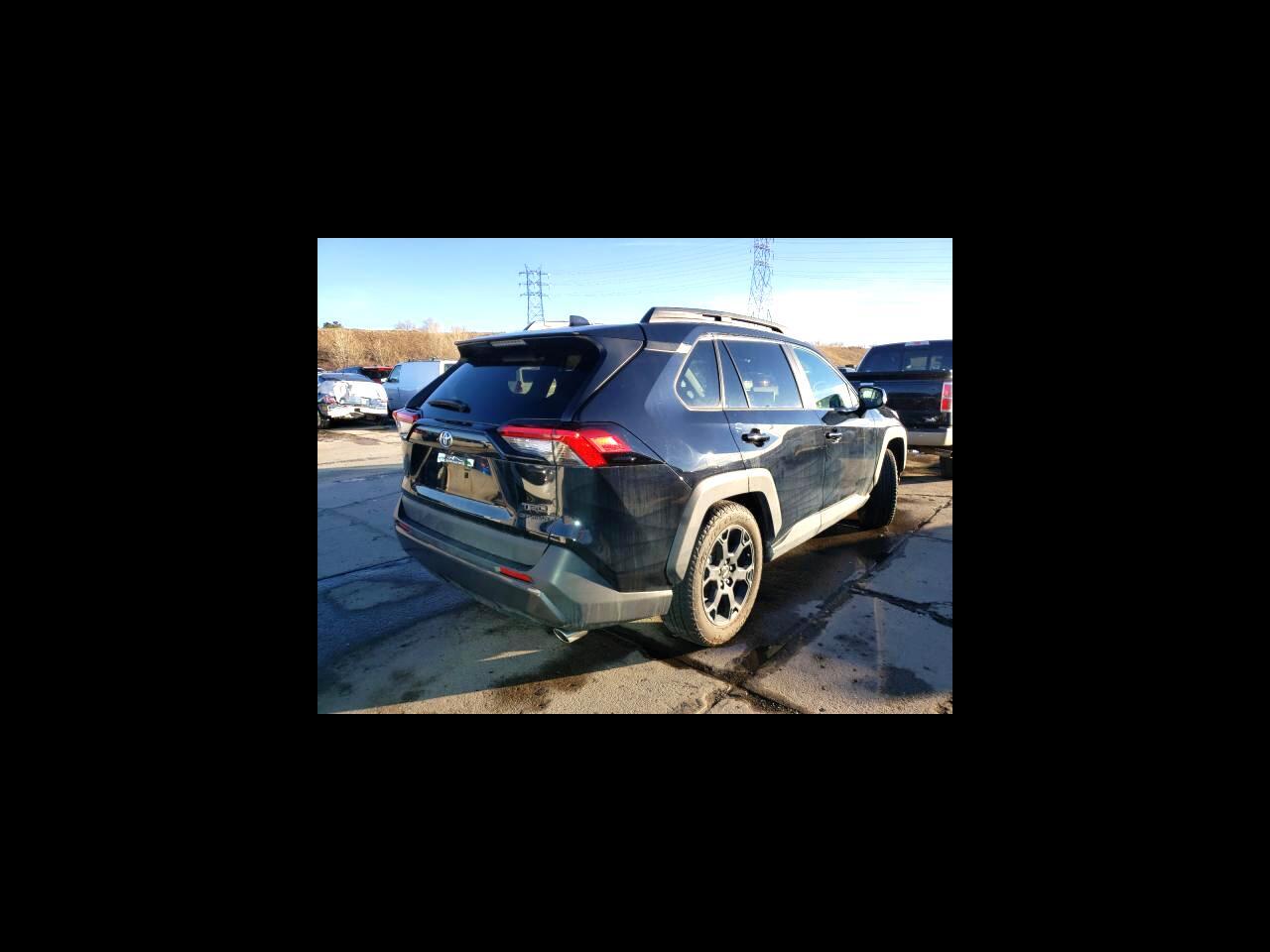 2020 Toyota RAV4 TRD Off Road AWD (Natl)