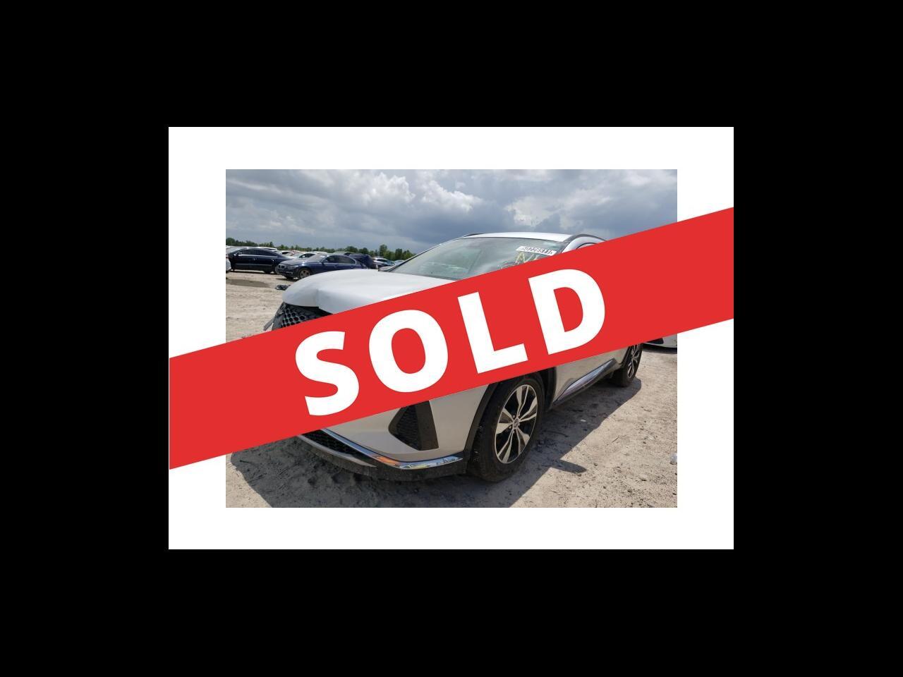 2020 Nissan Murano AWD SV