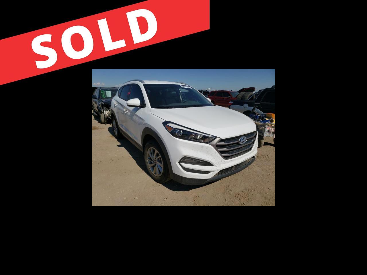 2016 Hyundai Tucson FWD 4dr SE