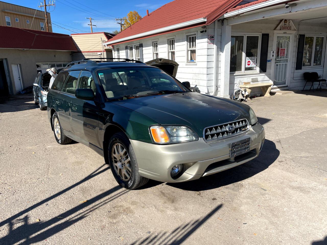 2003 Subaru Legacy Wagon 5dr Outback H6