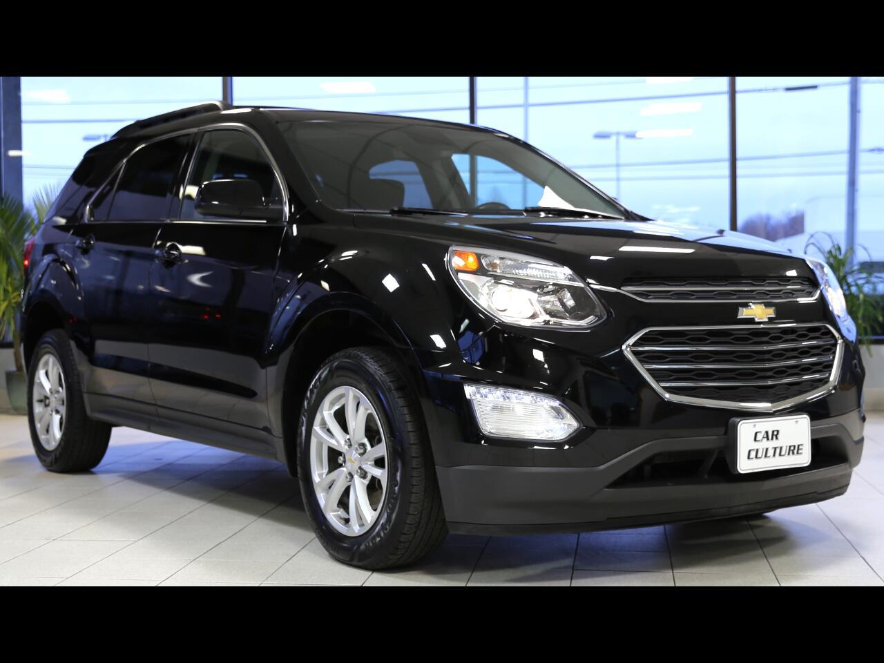 Chevrolet Equinox 1LT 2WD 2017