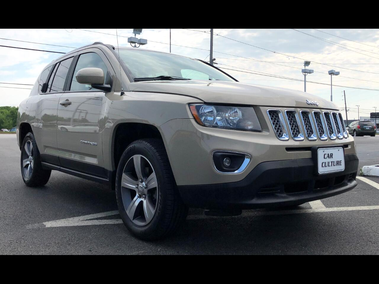 Jeep Compass FWD 4dr High Altitude 2017