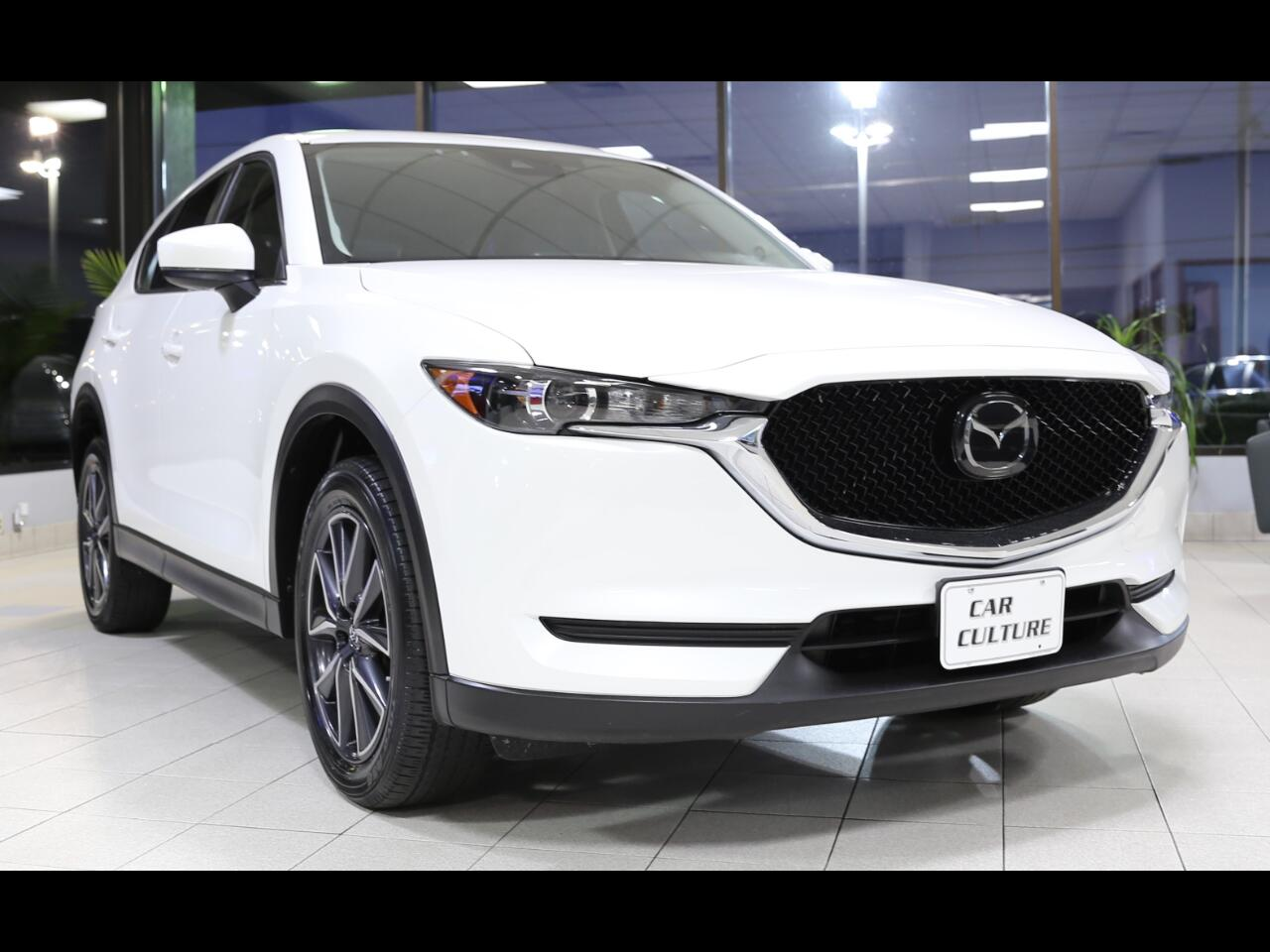 Mazda CX-5 Touring 4D SUV AWD 2018