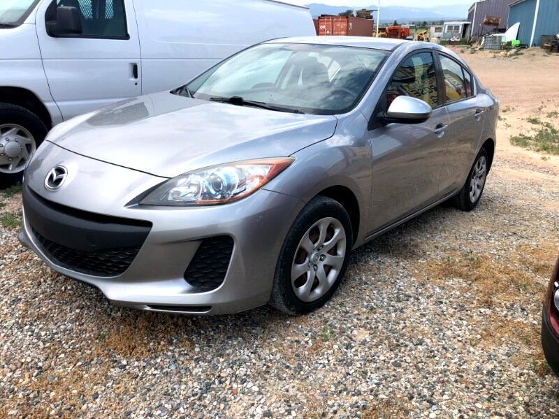 Mazda MAZDA3 i Sport 4-Door 2013