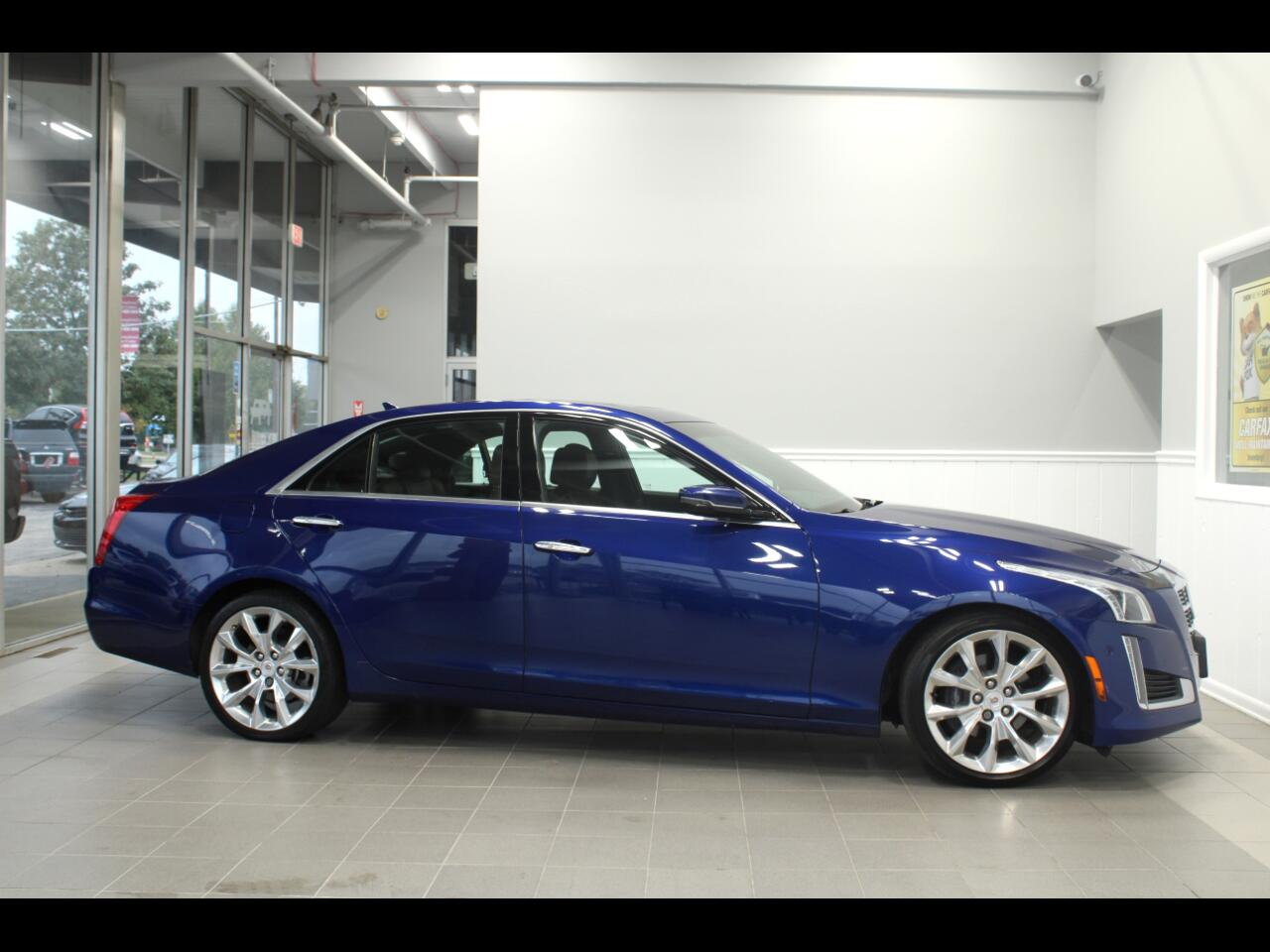 Cadillac CTS 3.6L Premium AWD 2014