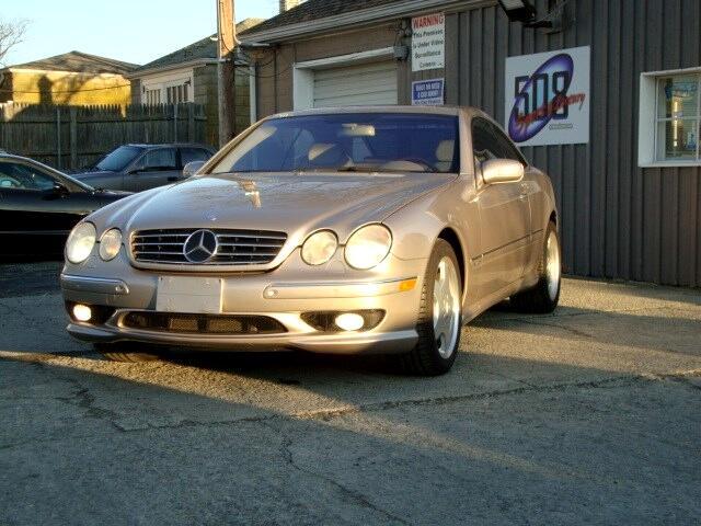 Mercedes-Benz CL-Class  2001