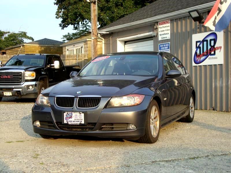 BMW 3-Series 325xi 4D Sedan 2006