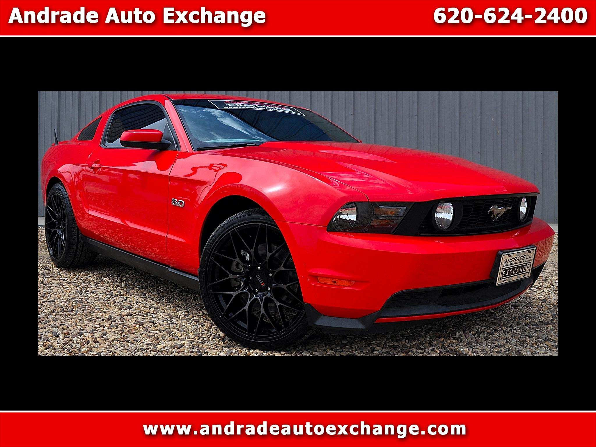 2011 Ford Mustang GT Coupe