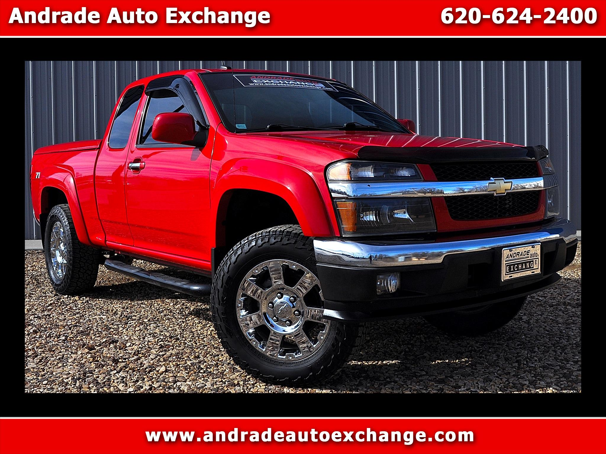 2012 Chevrolet Colorado 2LT Ext. Cab 2WD