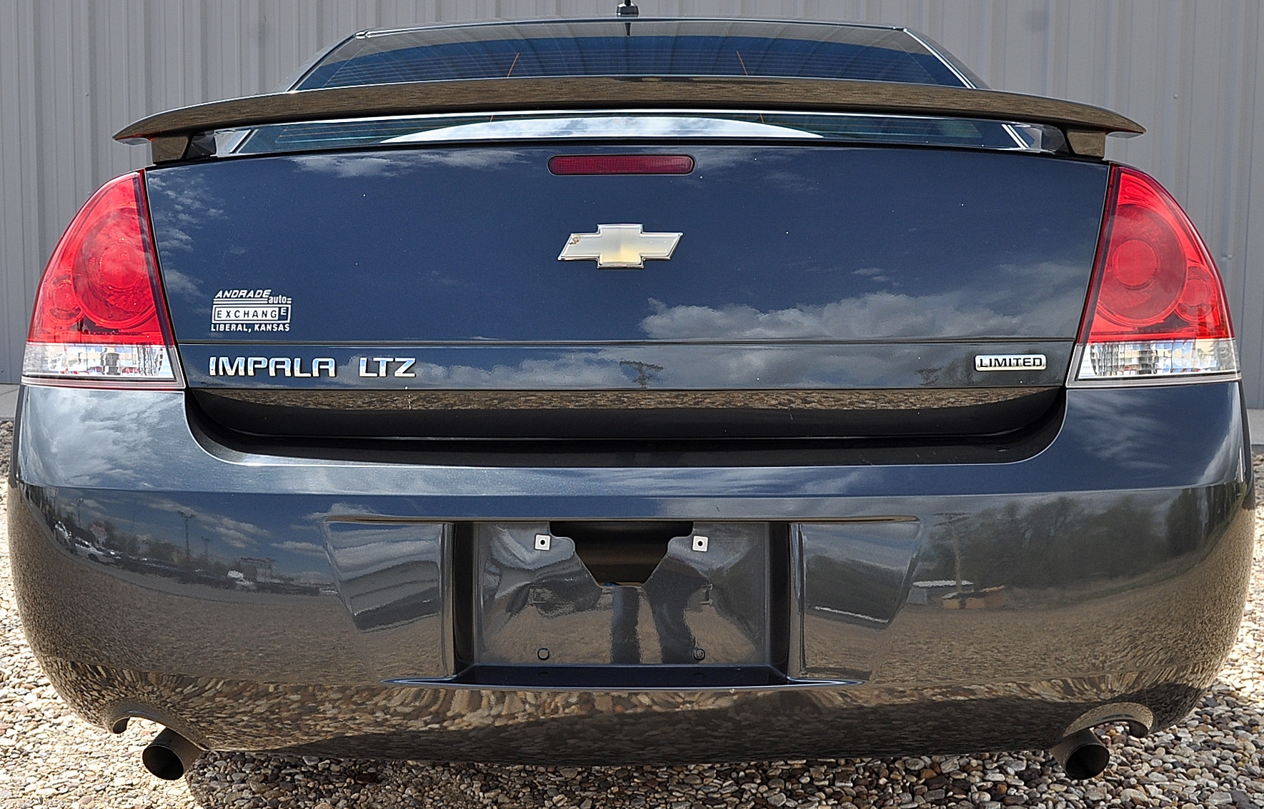 2016 Chevrolet Impala Limited LTZ Fleet