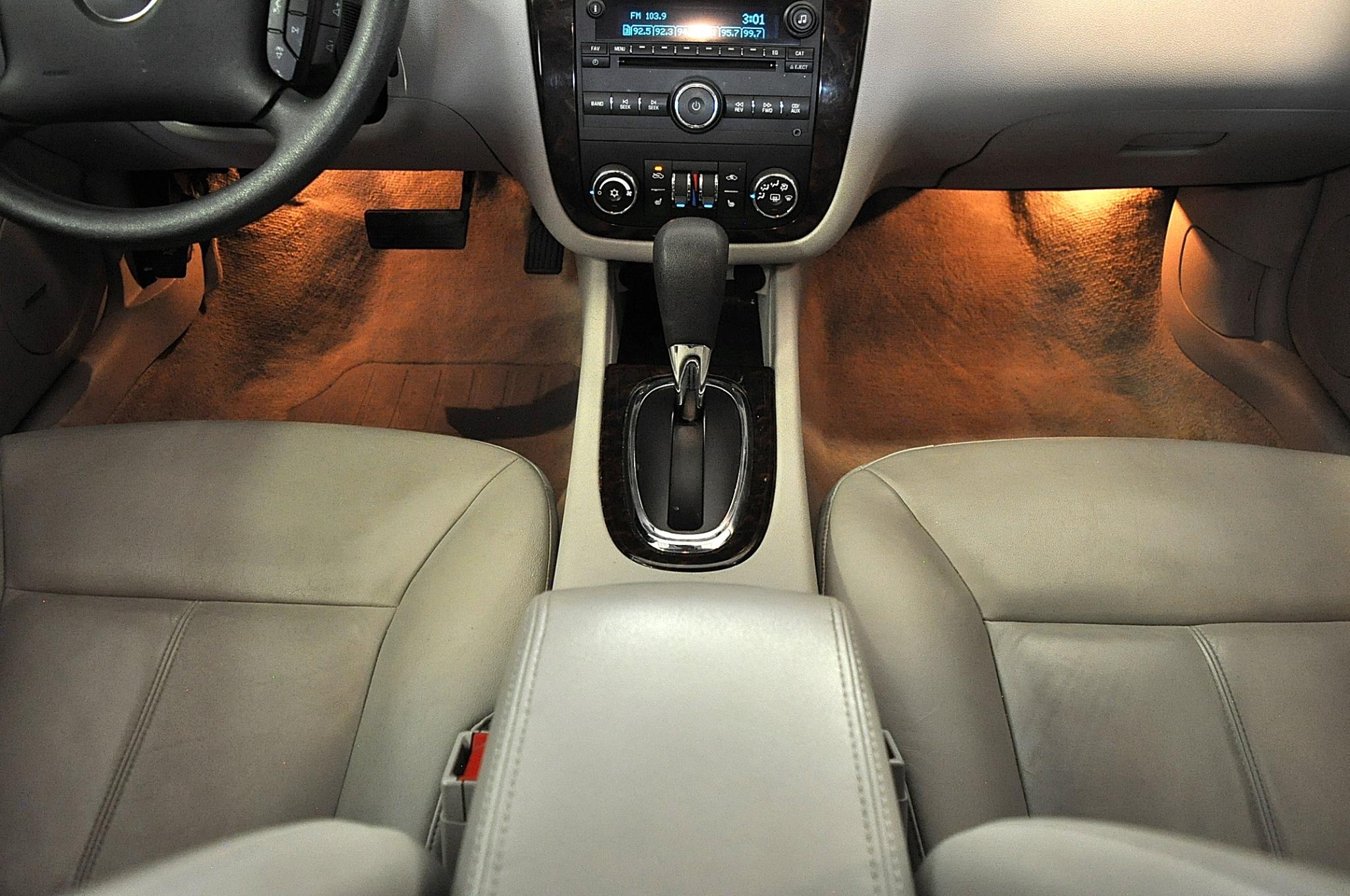 Chevrolet Impala Limited LTZ Fleet 2016