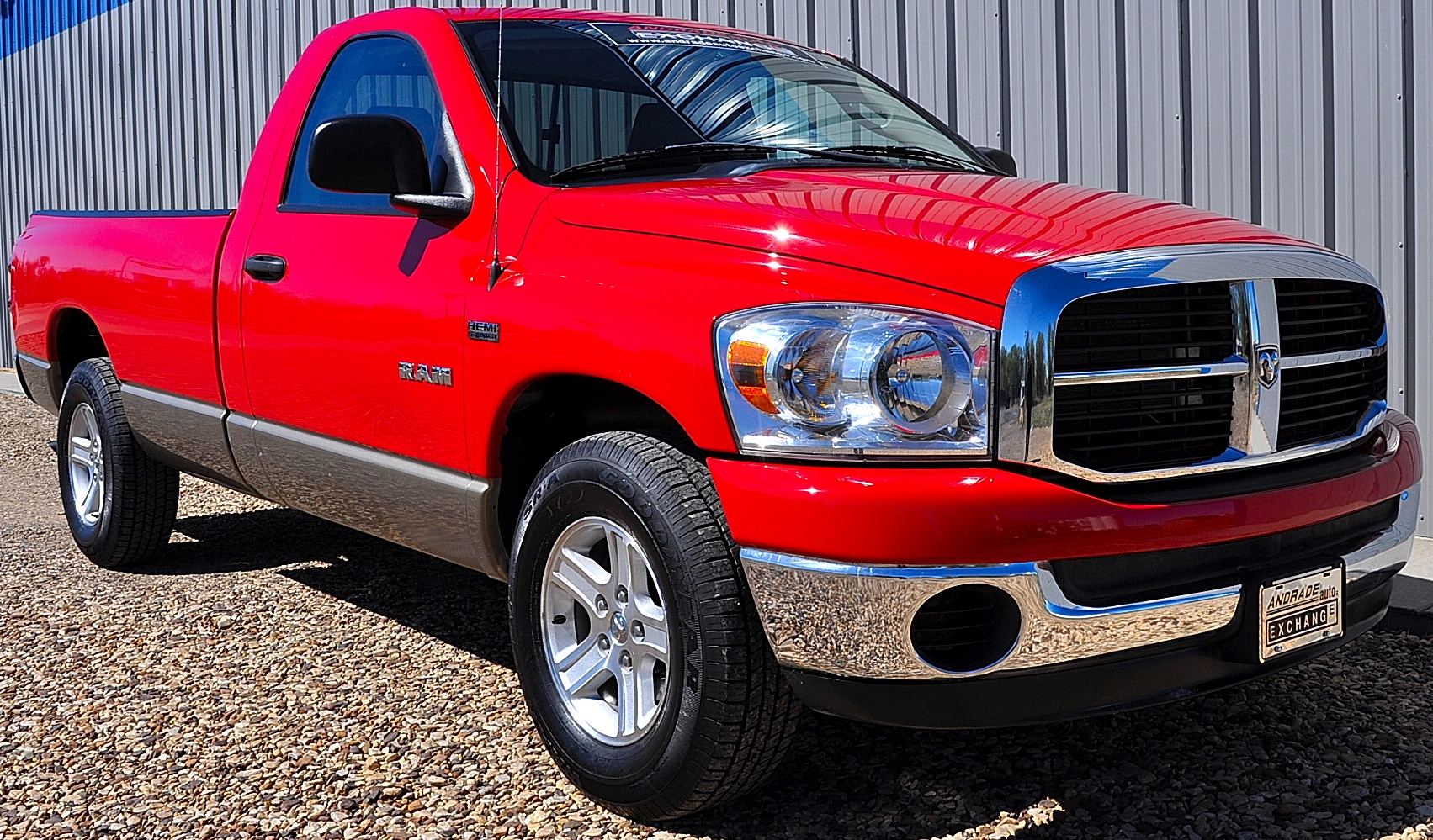 2008 Dodge Ram 1500 SLT Long Bed 2WD