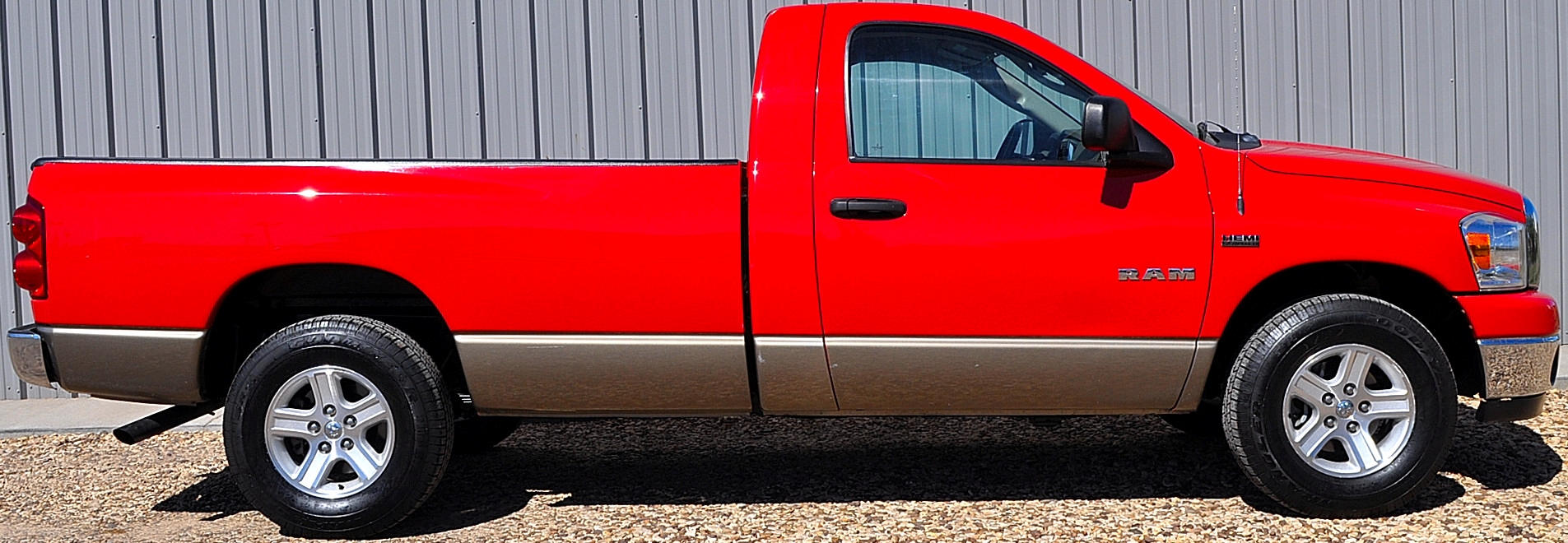 Dodge Ram 1500 SLT Long Bed 2WD 2008