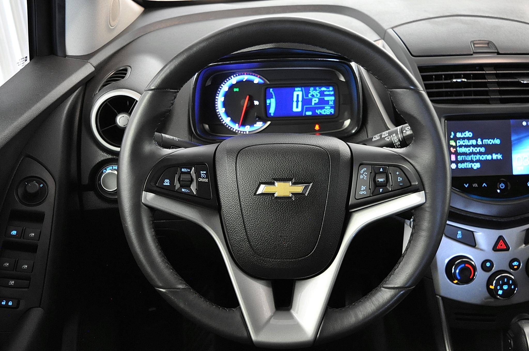 Chevrolet Trax LT AWD 2016