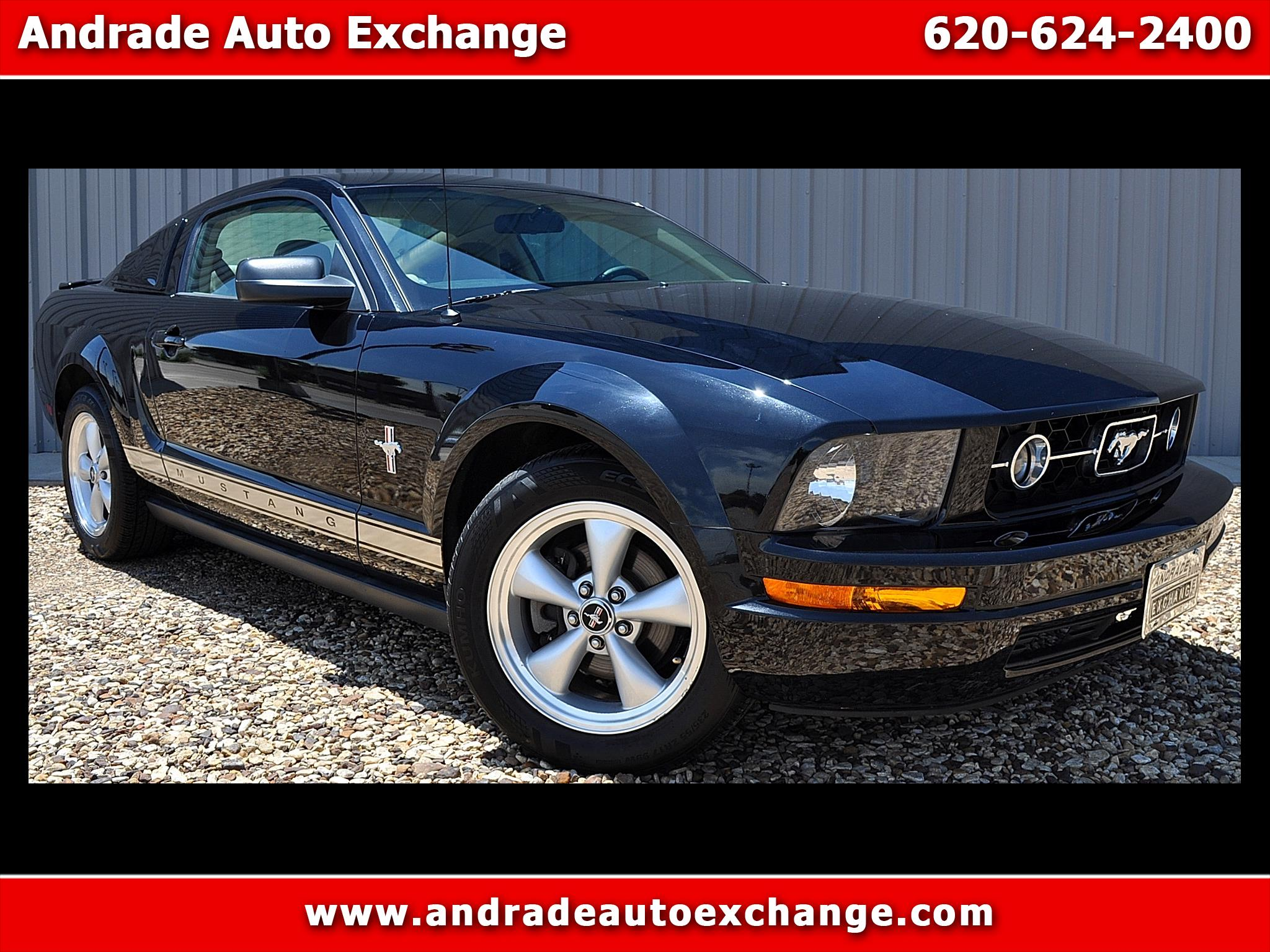 2008 Ford Mustang V6 Deluxe Coupe