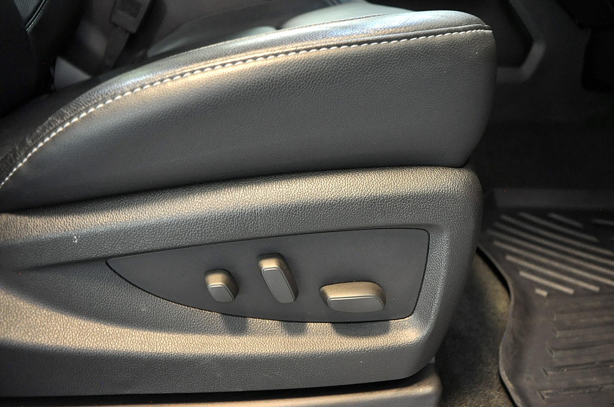 Chevrolet Silverado 1500 LTZ Crew Cab 4WD 2015