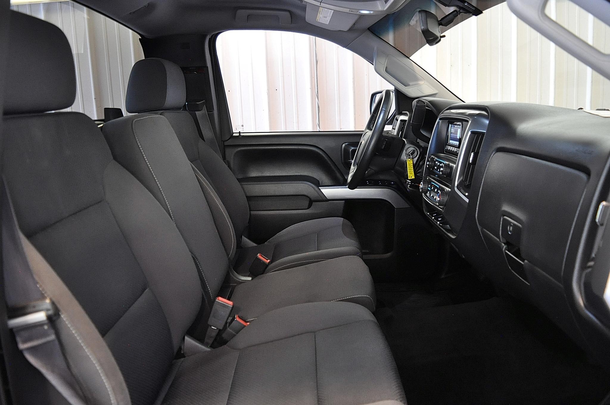 Chevrolet Silverado 1500 1LT Regular Cab 4WD 2014