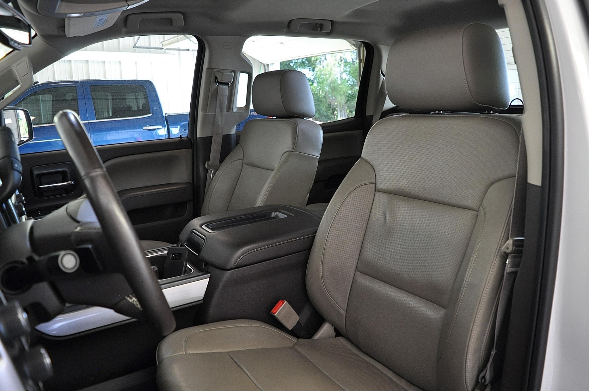 Chevrolet Silverado 1500 1LZ Crew Cab 4WD 2014