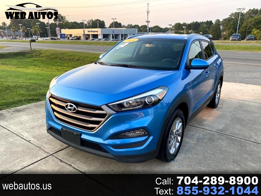 Hyundai Tucson SE w/Popular Package 2016