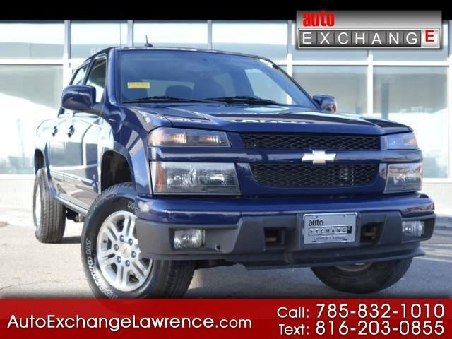 2009 Chevrolet Colorado LT1 Crew Cab 4WD