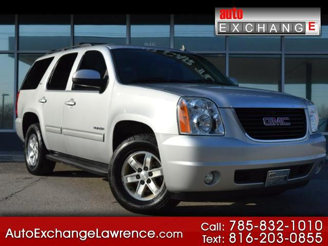 2010 GMC Yukon SLT1 4WD