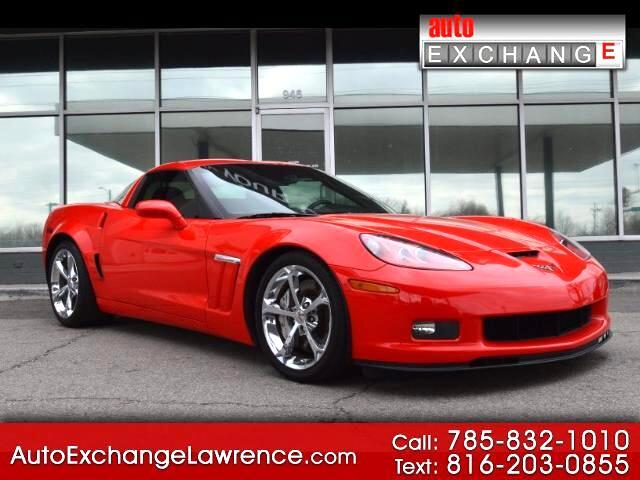 2010 Chevrolet Corvette GS LT3