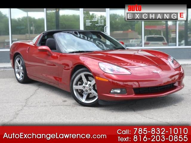 2008 Chevrolet Corvette Coupe LT3