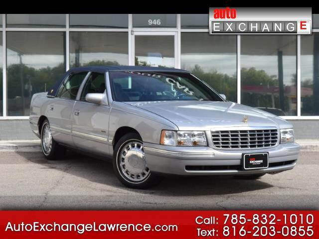 1997 Cadillac DeVille Sedan