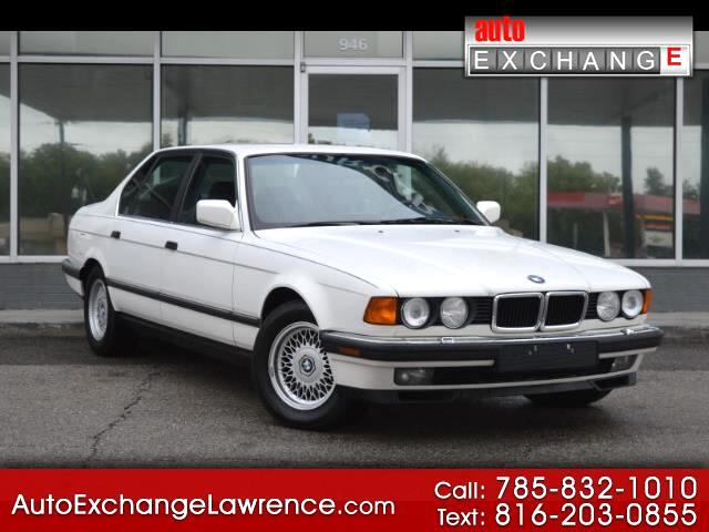 1993 BMW 7-Series 740iL