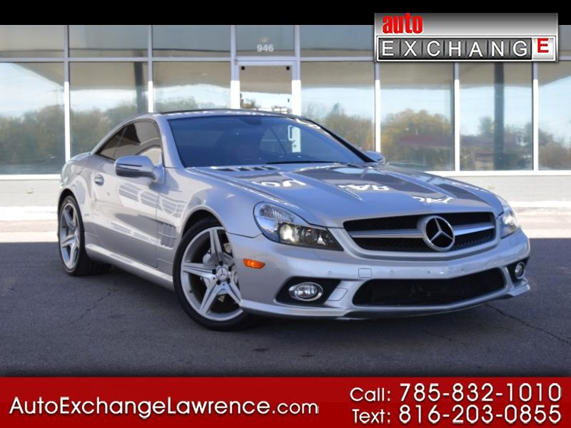 2009 Mercedes-Benz SL-Class SL550 Silver Arrow Edition